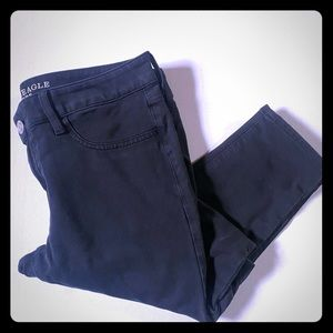 American Eagle Outfitters Black Jeggings